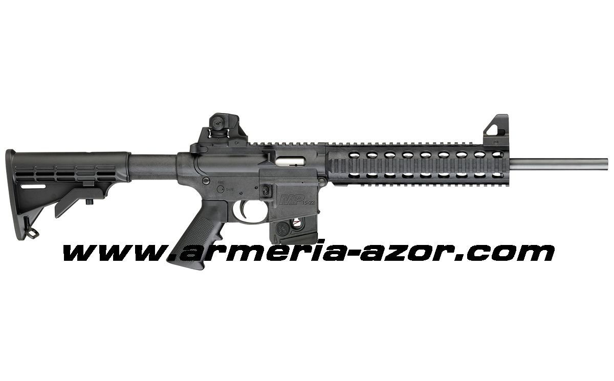 Smith Wesson M&P 15 Cal. 22 Rimfire Rifle
